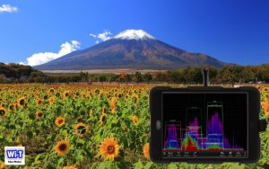 Mt.Fuji & WiPry5x by TokyoWireless