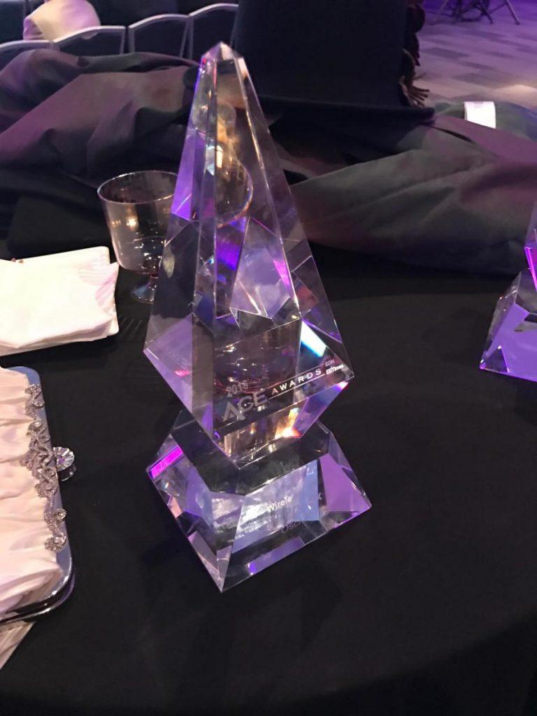 OSCIUM社 WiPry5x がACE Awardを受賞しました